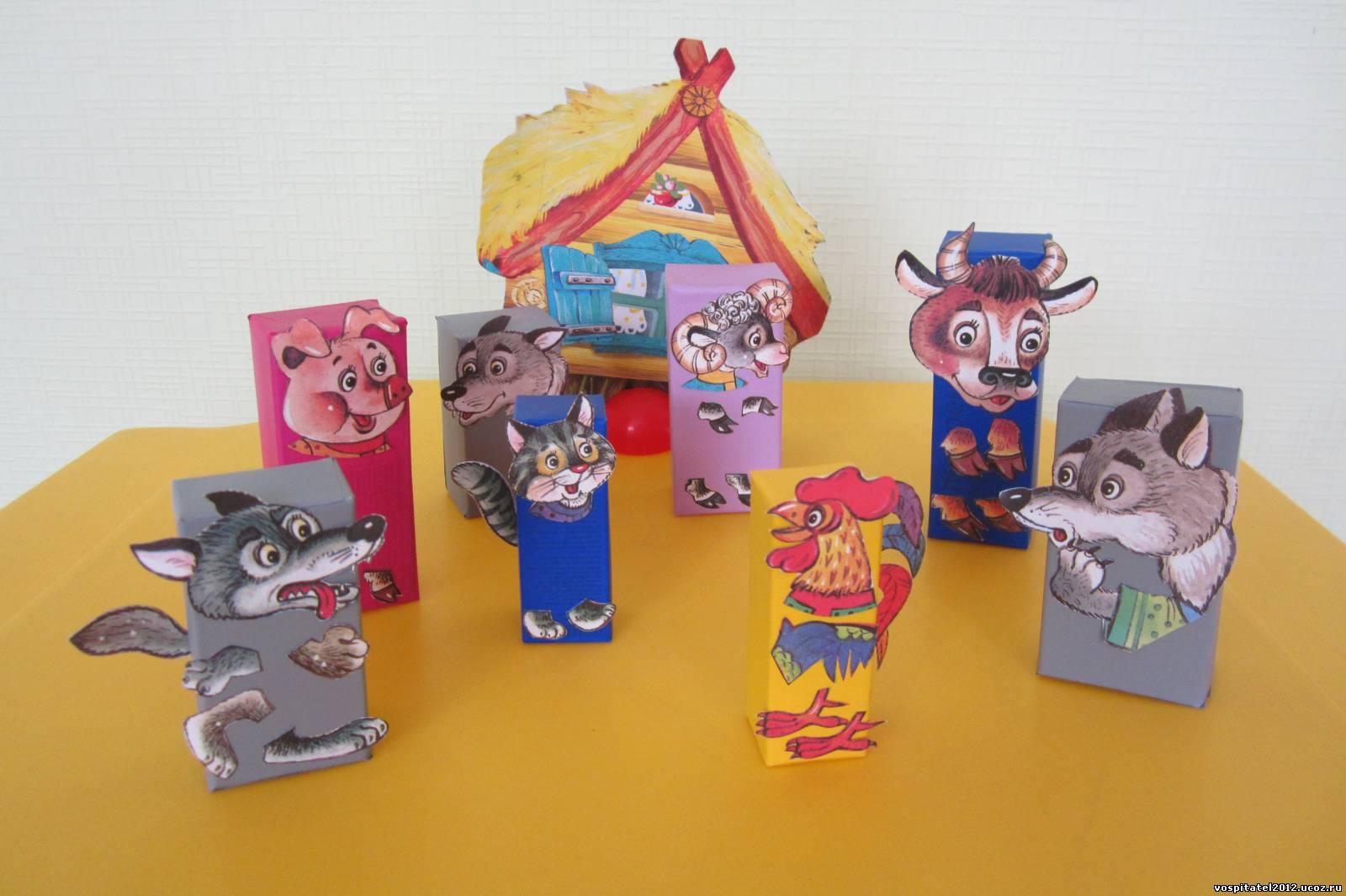 Картинки кукольный театр в детском саду своими руками 30